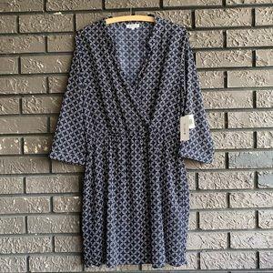 JustFab Chainlink Nancy Dress XL